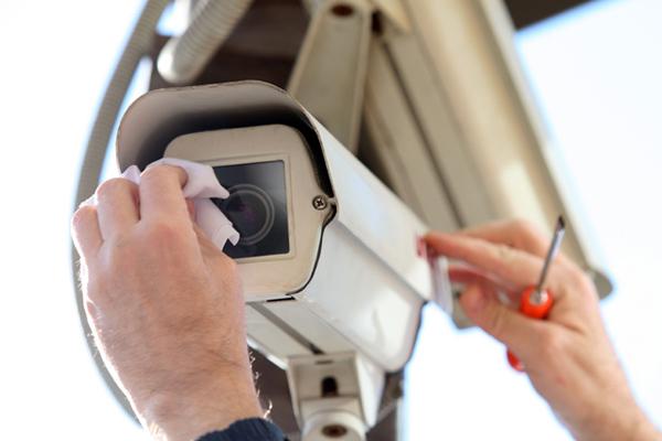 Комплектующие для систем видеонаблюдения в Перми